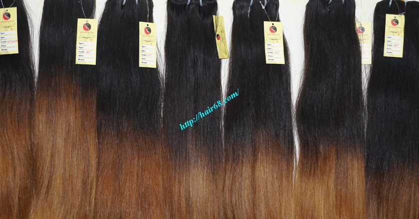 22 inch ombre hair extensions online vietnam hair 4