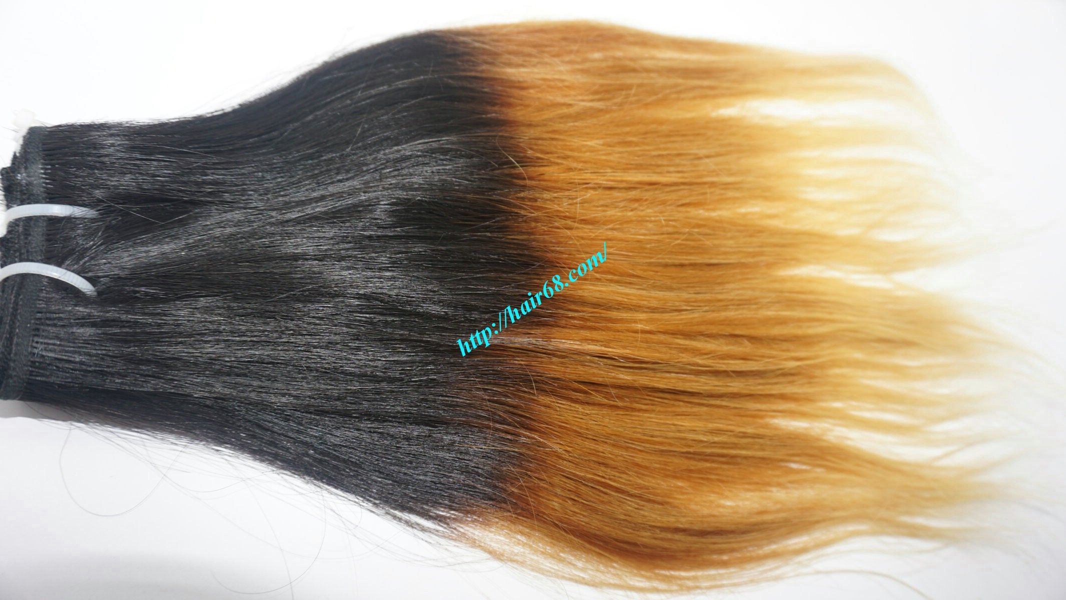 26 inch remy ombre hair extensions vietnam hair 5