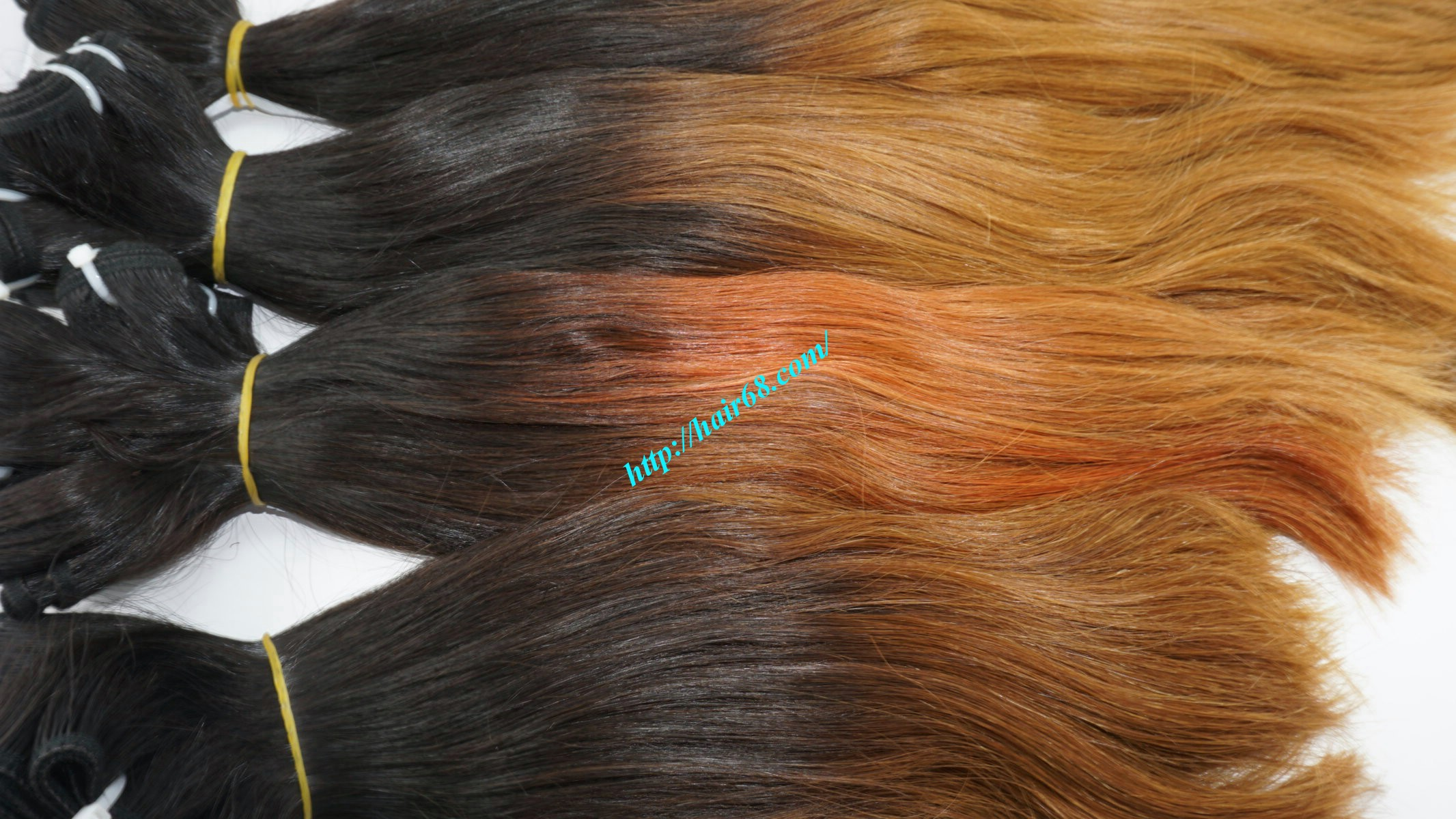 26 inch remy ombre hair extensions vietnam hair 9