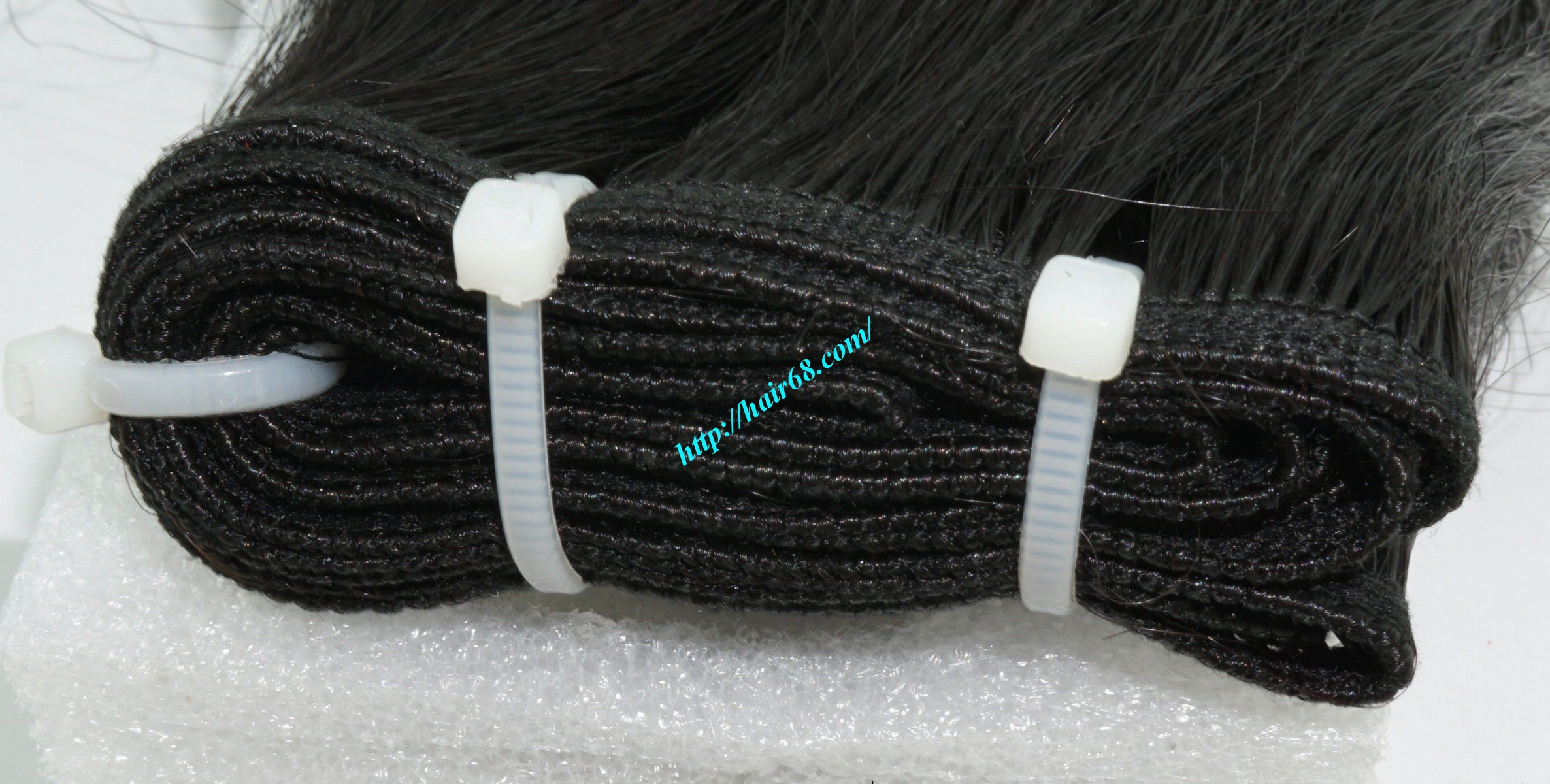 8 inch ombre weave hair extensions vietnam hair 1