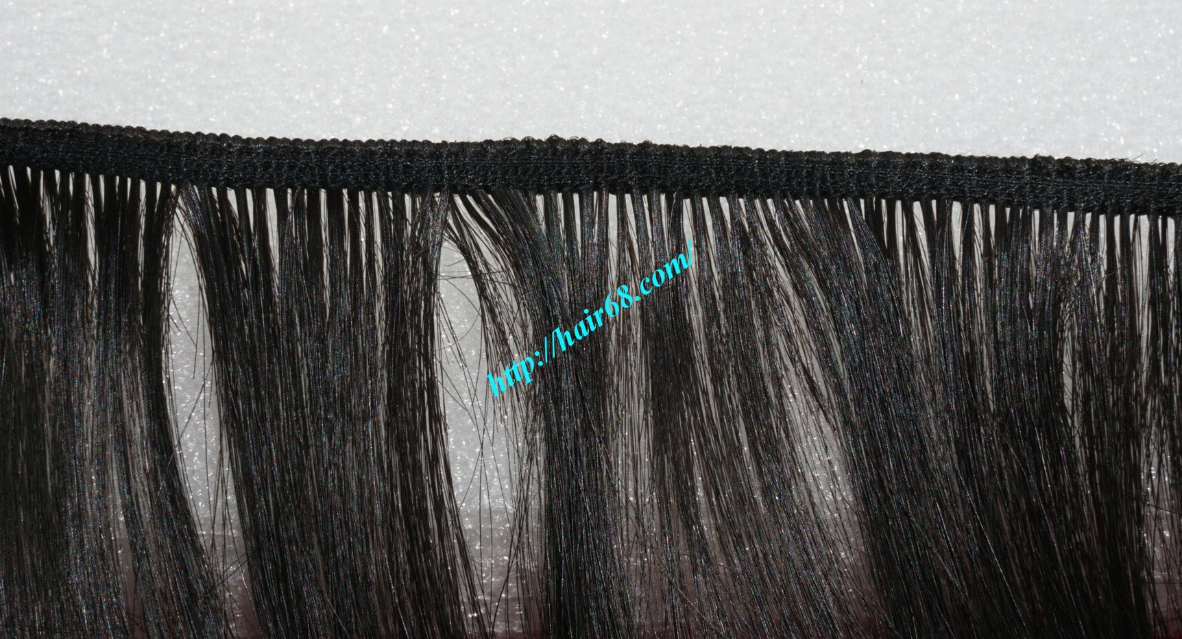 8 inch ombre weave hair extensions vietnam hair 2