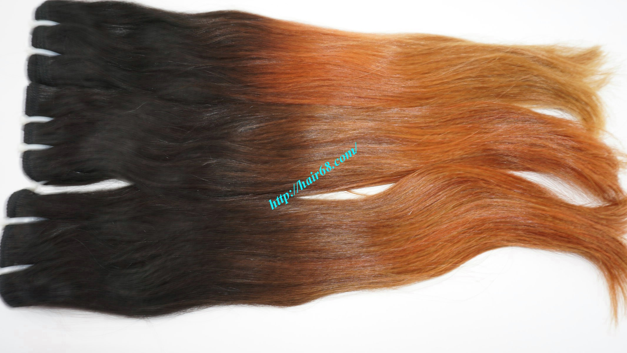8 inch ombre weave hair extensions vietnam hair 8