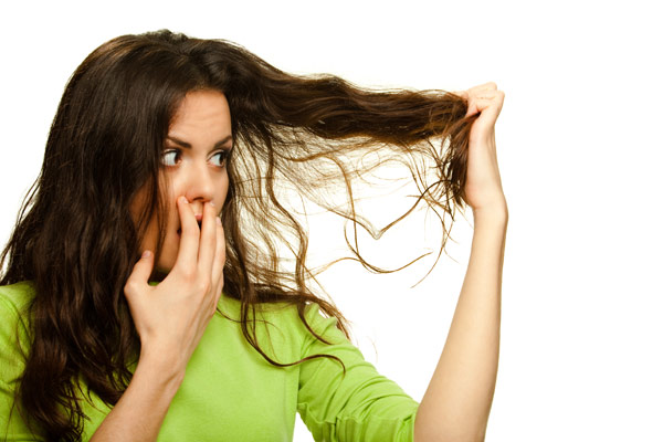 Dry hair care tips