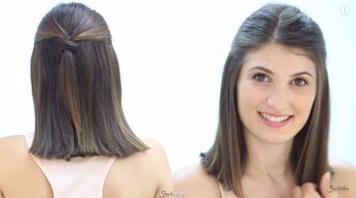 hairstyles for women with short hair 5