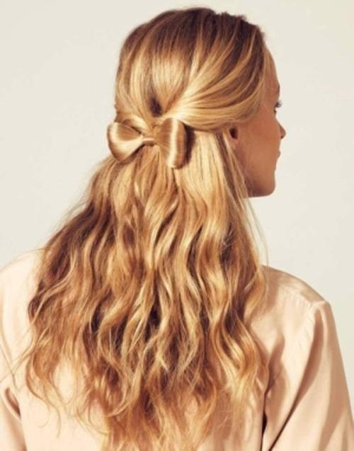 bow tie hair 1
