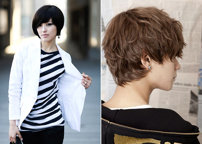Hairstyles For Long Hair Tomboys Hairstyles