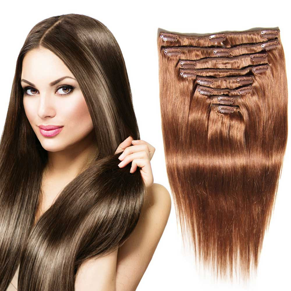styling hair with clip in extensions how do hair extensions work 5036
