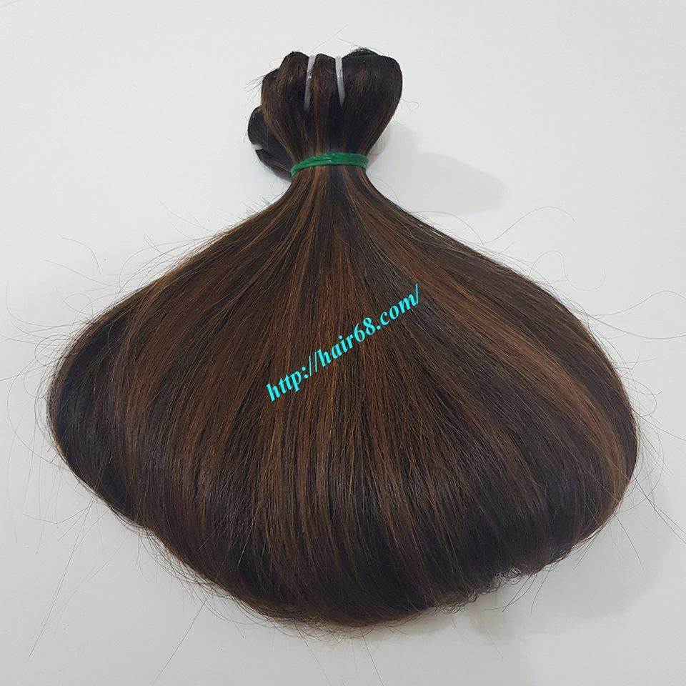 26 inch straight weave